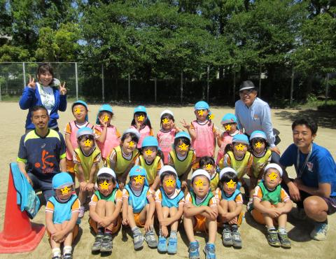 明石 保育園 スポーツ