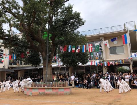 明石 保育園 少林寺 (3)
