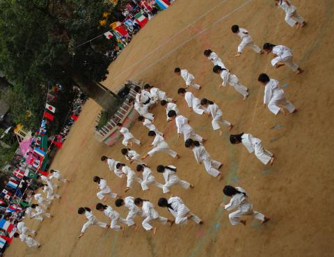 明石 保育園 少林寺 (1)