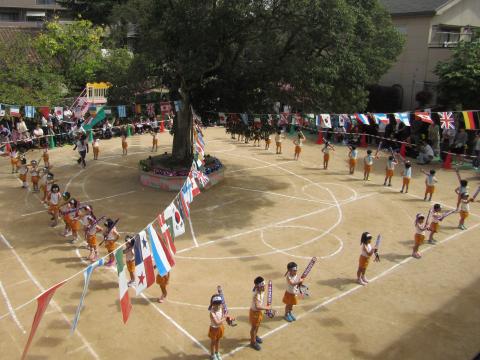 保育園 運動会 (9)