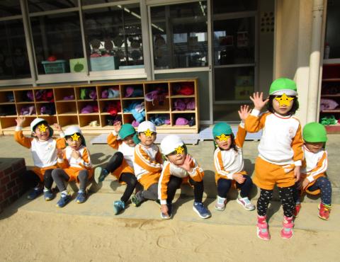 明石 保育園 3歳児クラス