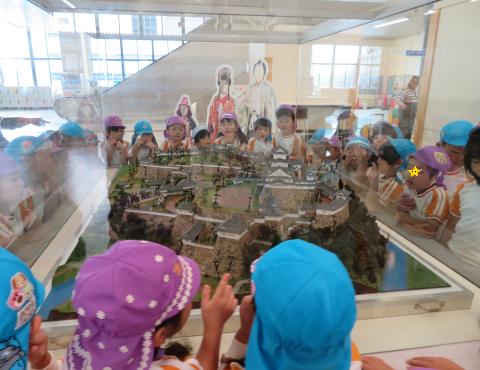 明石 保育園 姫路城