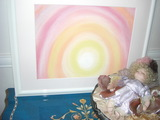 Aikaが2007年7月7日7時に描いたパステル画