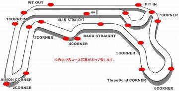 新東京コース図