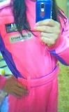 ピンクのスーツ4