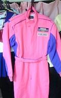 ピンクのスーツ1