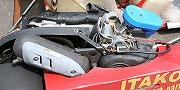 FK9のエンジン