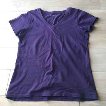 捨てたTシャツ