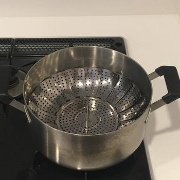 ニトリ蒸し器4