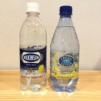 炭酸水ペットボトルの収納3