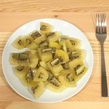 フルーツ断食用キウイ2