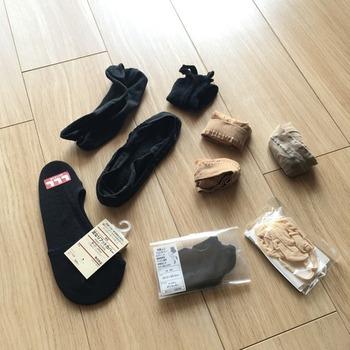 靴下とストッキングの断捨離2
