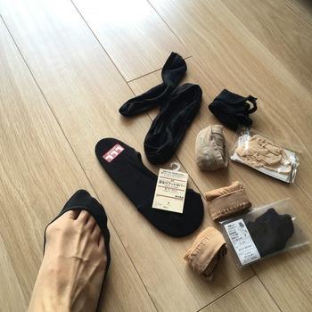 靴下とストッキングの断捨離3