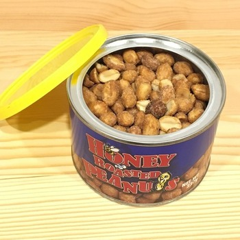 カルディのおすすめ「ハニーローストピーナッツ」2