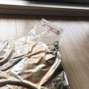 掃除機不要の布団圧縮袋5