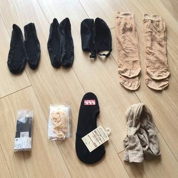 靴下とストッキングの断捨離10