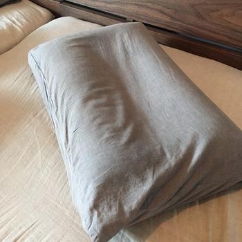 いびき用枕1