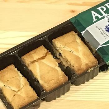 カルディのアップルパイクッキー2