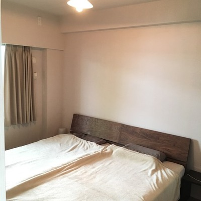 寝室インテリア1