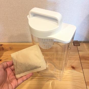 無印良品水出しルイボス黒豆茶2
