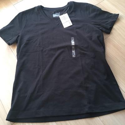 無印良品オーガニックコットンTシャツ