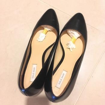重曹で作る靴の消臭剤4