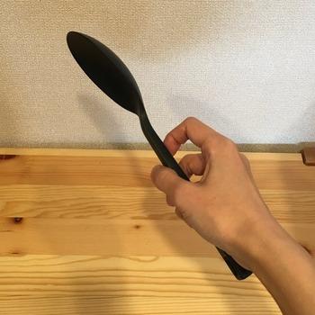 無印良品シリコン調理スプーン2