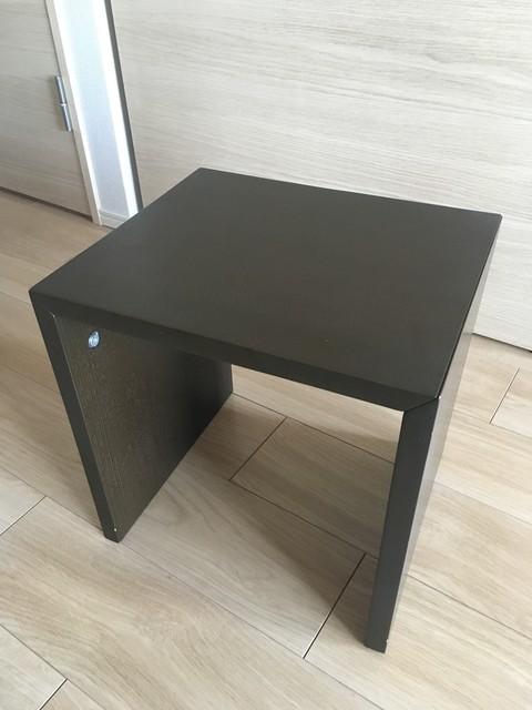 12 | インテリア相談会 事例集 | 無印良品 サイドテーブルとして使うコの