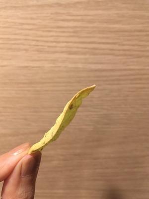 セブンイレブン枝豆チップス4