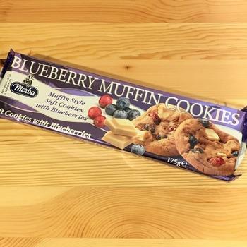 カルディのブルーベリーマフィンクッキー1