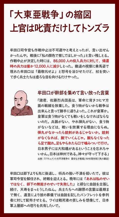 大日本帝国を美化するウヨさんへ12