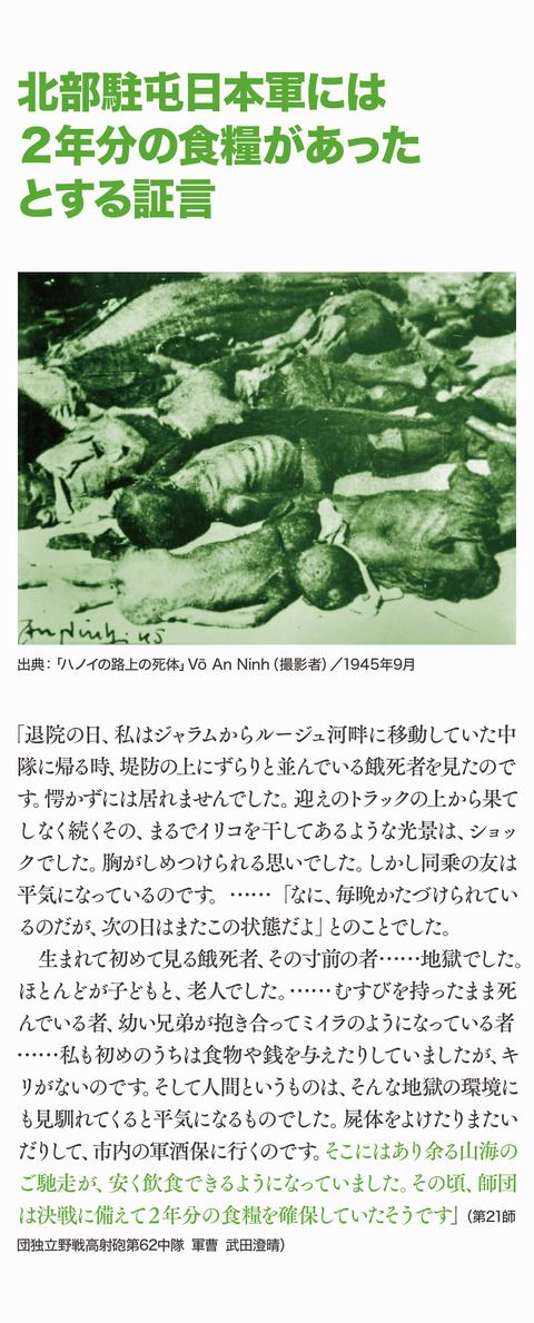 ベトナム大飢饉を知っとるけ?34