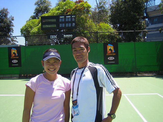中村藍子「テニス遠征日記」