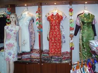 2100遼東半島旗袍