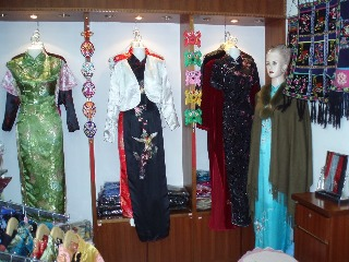 099遼東半島旗袍1