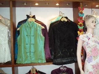 3101遼東半島旗袍
