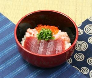 海鮮丼170103