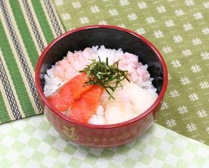 海鮮丼180103