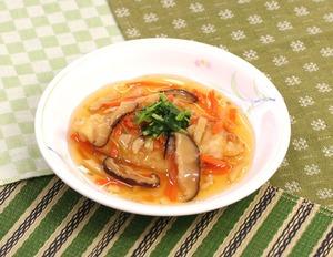 白身魚甘酢あんかけ170118