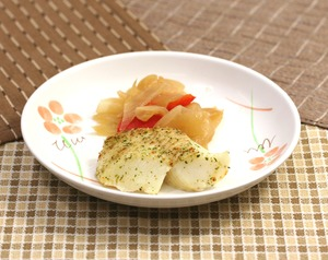 魚のハーブミックス焼180710