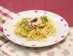 たらこスパゲティー170710