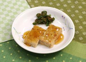 鶏ひき肉の香り焼171129