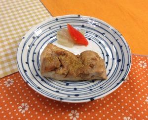 鶏肉の山椒焼030215B
