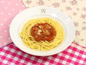 ミートスパゲティー180712
