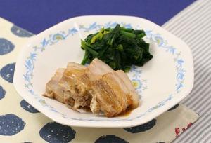 豚肉の角煮170115