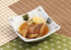 赤魚の中華煮171228