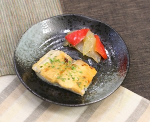 さわらの味噌マヨ焼170526