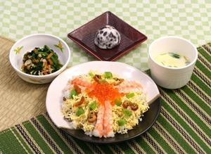 ちらし寿司170525A