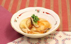 白身魚の甘酢あんかけ170529