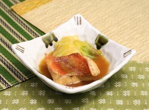 赤魚の中華煮170511